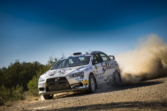 Melegari (Movisport) determinato al via del Rally di Cipro (ERC)