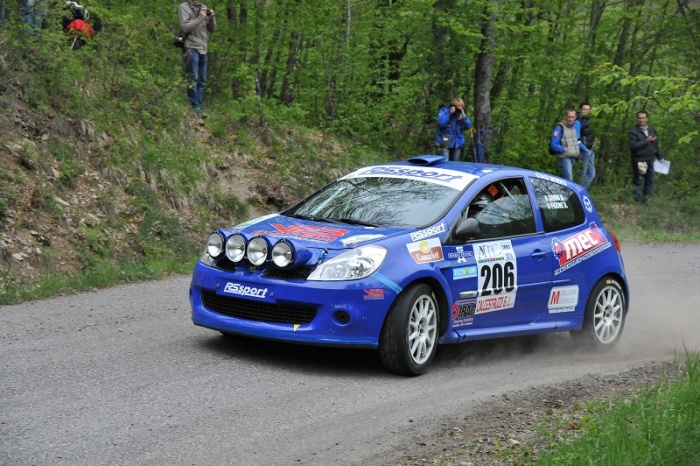 A Castelletto una Best Racing Team a due punte