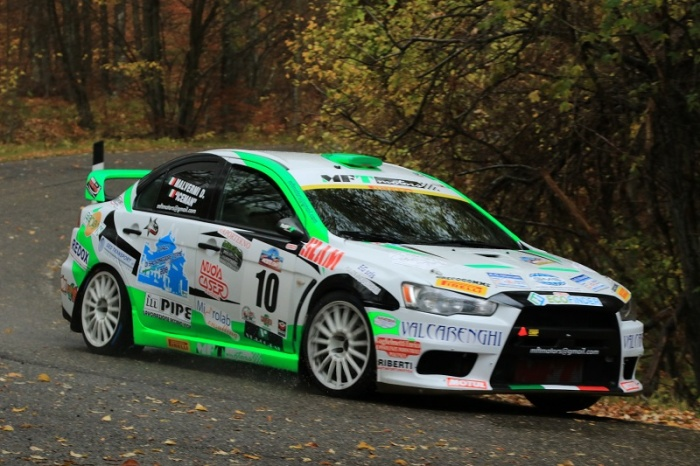 Rally Media e Promotion presenta il 1° Rally di Salsomaggiore Terme