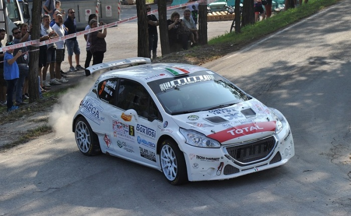 MM Motorsport porta Milioli-Maletti all'esordio al Monza Rally Show