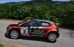 Un buon esordio stagionale per Antonio Rusce (X-Race Sport)
