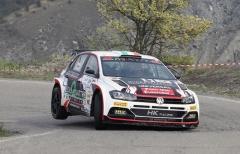 Antonio Rusce (X-Race Sport) salta sulla C3 per assaltare il Cir Asfalto