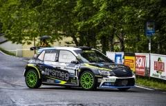 Per Marcello Razzini un argento di classe ed un… quasi podio al Rally del Taro