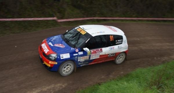 GR Motorsport, la terra è d'oro: Mangiarotti-Guzzi campioni gruppo N Due Ruote Motrici