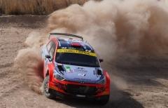 Gryazin porta ancora Movisport sul podio del WRC2 in Messico