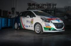Trofei Peugeot 2019: due tappe emiliane per il 208 Rally Cup Pro