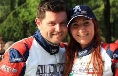 Due i portacolori di Maranello Corse al via del Monza Rally Show