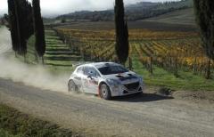 Ecco le prove del Tuscan Rewind 2017, ultima prova dell'ERMS Rally Cup