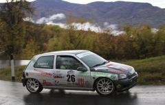 ERMS Rally Cup: il Monte Caio esalta D'Arcio, campione dell'Emilia Cup