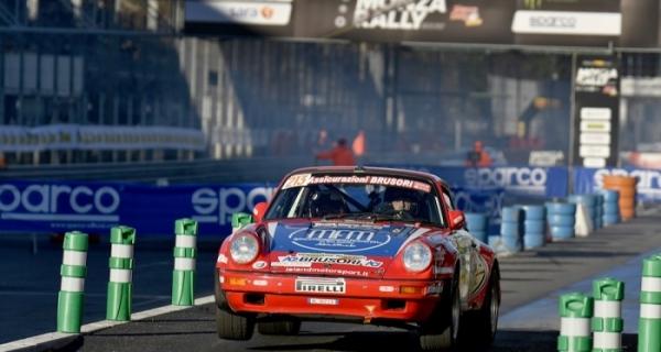 Brusori-Tridici (X-Race) a Monza per il bis d'autore