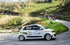 Trofeo Twingo R1 Top - Ciocco, 2° tappa: Severi-Costi rompono il ghiaccio