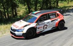 Antonio Rusce è il Pilota dell'anno 2019 di Rallysmo.it