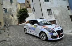 Suzuki Rally Trophy, Ciocco: Rivia parte forte ma l'epilogo è una delusione