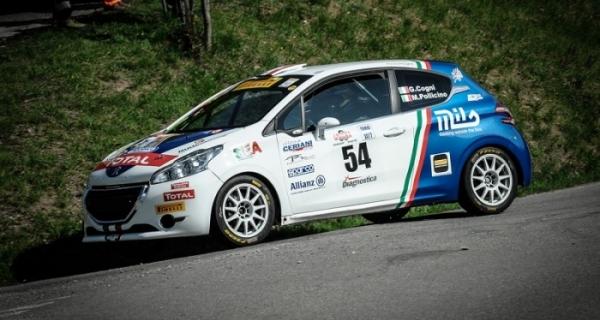 Trofeo 208 Rally: Razzini al Valtellina per chiudere i conti, Cogni e Leonardi per tenere vivo il sogno
