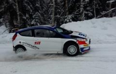G.B. Motors, scocca l'ora iridata: una Fiesta Evo2 per Linari-Arena in Svezia