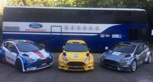 Città di Modena, G.B. Motors cala un sontuoso tris di Fiesta