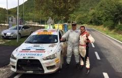 Bedini convince subito all'esordio nel Raceday al Nido dell'Aquila