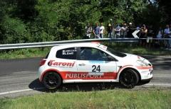 Publi Sport con due equipaggi al rally del Casentino