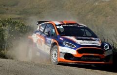 G.B. Motors al traguardo del Rally d'Italia Sardegna