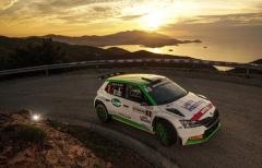 CIWRC, Elba: Carella-Bracchi 5° e qualificati per Como, Vescovi-Guzzi campioni di Coppa S1600