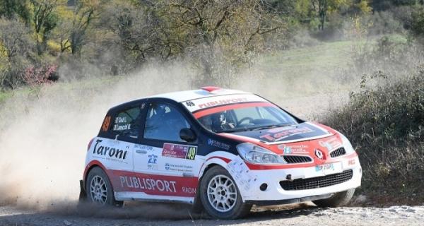 Lorenzo Costi regala a Publi Sport Racing il titolo italiano rally R3