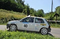 Publi Sport Racing al gran completo al via del 40° rally Città di Modena