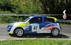 Maranello Corse a due punte al rally del Casentino