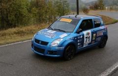 Castelli (Maranello Corse) chiude 5° di classe l'esordio all'Appennino Reggiano
