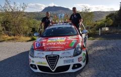 Liverani vincente anche all'Ecorally di San Marino