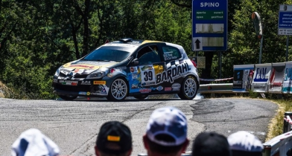 Tosi-Del Barba (Movisport) al Valtellina per confermare il podio di classe IRC