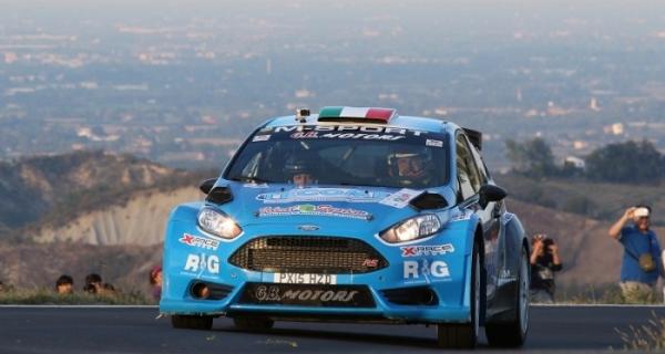 Rusce (X-Race Sport) di nuovo nel Trofeo Asfalto del CIR con la Fiesta GB Motors