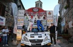 Daniele Ceccoli a caccia del bis terraiolo con una Fabia R5 della PA Racing