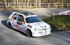Michelin Zone Rally Cup: Como esalta Michele Spagnoli, applausi anche per Grani