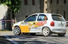 A Fettunta l'esordio sulla Peugeot 208 per Davide Gianaroli (Maranello Corse)