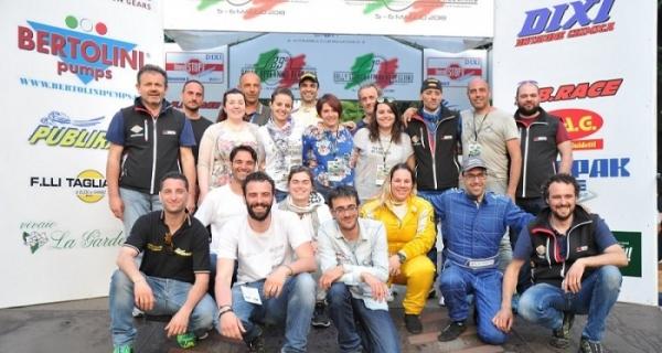 Il Rally Appennino Reggiano entra nell'International Rally Cup: si correrà il 6 e 7 aprile 2019