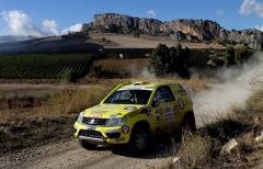 Dalmazzini si ridà al Cross Country: sarà la start del Baja d'Autunno su Suzuki Gran Vitara