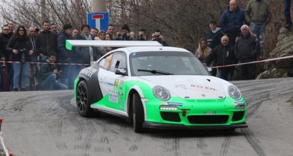 Sassi-Romei (Best Racing Team), al 1000 Miglia è un esordio bis