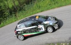 Razzini-Marcomini (Collecchio Corse) a Roma: in palio punti pesanti nel trofeo Peugeot