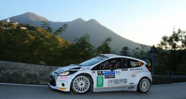 Italiano WRC, Como 1° giorno: Medici sente profumo di podio, Rivia insegue nel trofeo Suzuki