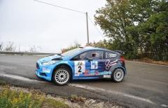 L'elettronica frena Rusce-Battelli (X-Race Sport) all'Appennino Reggiano