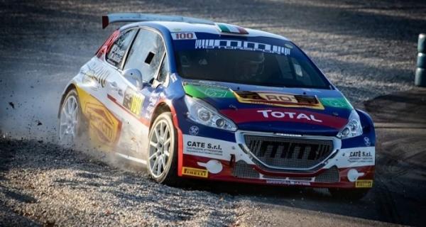 MM Motorsport 'guida' Milioli-Maletti ad un solido esordio al Monza Rally Show
