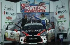Andrea Galeazzi (Jolli Corse) si regala un Monte Caio a trazione integrale