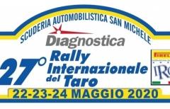 Il 27° Rally del Taro rinviato a data da destinarsi