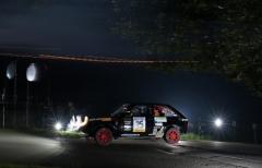 Rallylegned: testa a testa Rosati-Cesarini nell'Historic, Tonelli out