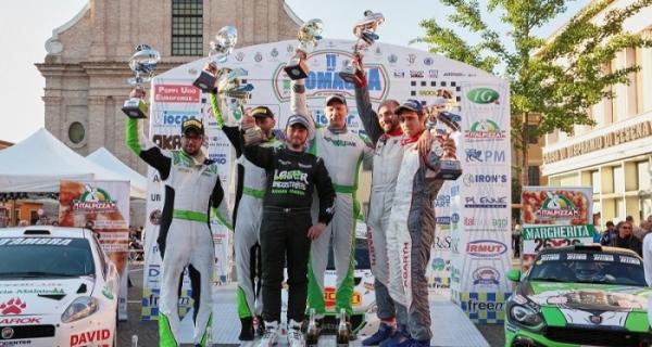 Prosevent concentrata sul Rally della Romagna, prima delle sei gare in calendario nel 2018
