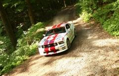 Ravaglioli (Top Driver) 'esporta' ancora la sua Mustang in Mitropa Cup