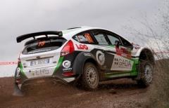'Dedo' porta la Fiesta G.B. Motors nella top-10 del Tuscan Rewind