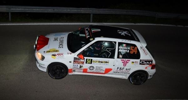 GR Motorsport, sei equipaggi in cerca di autorevoli prestazioni al rally Due Valli