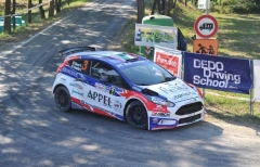 Maranello 'capitale' del Rally Città di Modena 2018