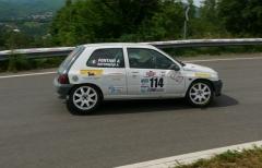 Rally del Taro agrodolce per Publi Sport Racing
